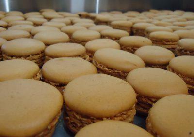 macarons - thé et gourmandise - Auvelais